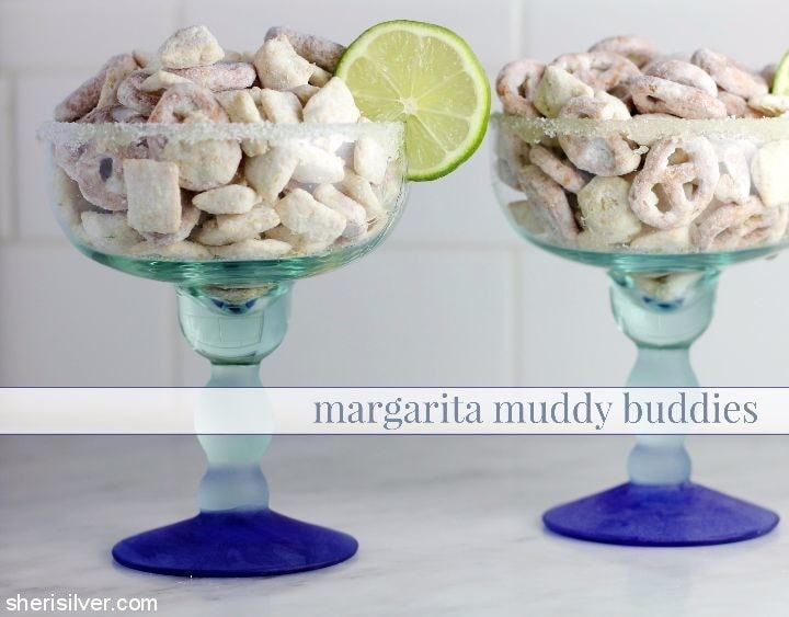 margarita muddy buddies
