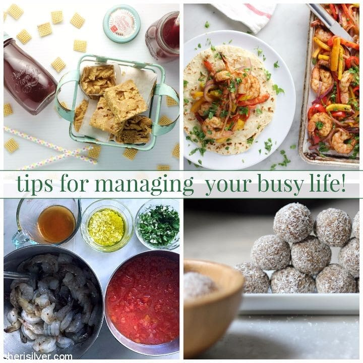 tips managing busy life #ad
