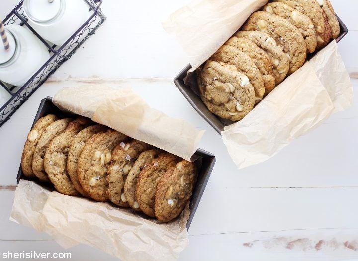 Vanilla Spice Cookies l sherisilver.com