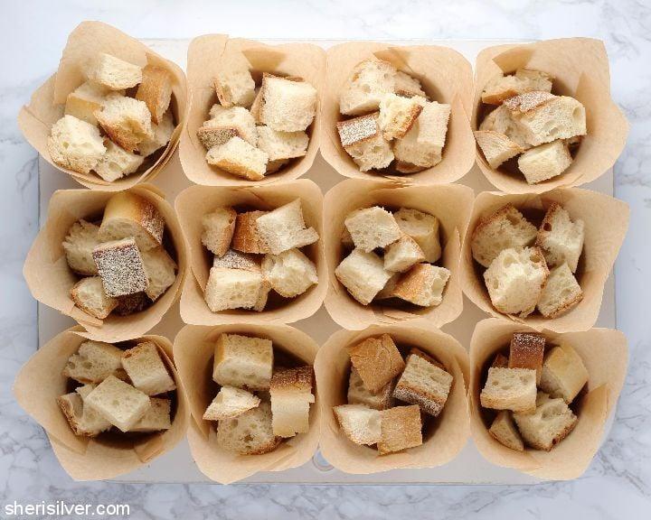 Funfetti French Toast Muffins l sherisilver.com #ad