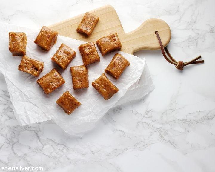 Vegan Sea Salt Caramels l sherisilver.com