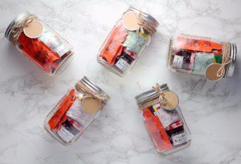 Mason Jar Tea Kit l sherisilver.com