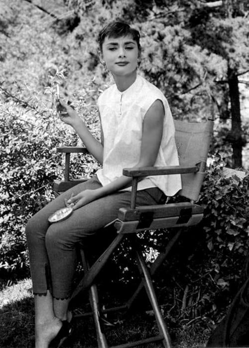 Style Icons Audrey Hepburn l sherisilver.com