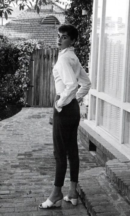 Audrey Hepburn, Style Icon l sherisilver.com