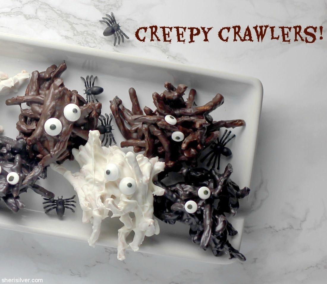 Creepy Crawlers l sherisilver.com