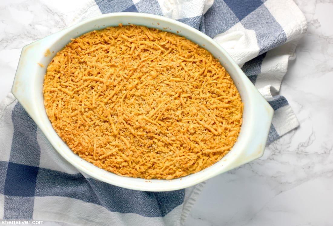 Vegan Mac and Cheese l sherisilver.com
