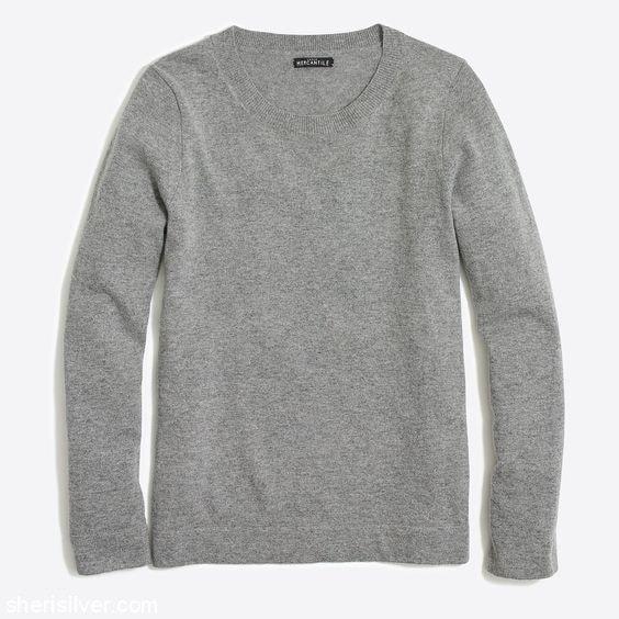J Crew Teddie Sweater l sherisilver.com