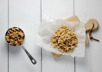 How to Correctly Measure Chopped Nuts l sherisilver.com