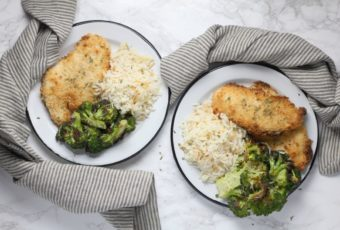 Easy Chicken Bake l sherisilver.com #ad