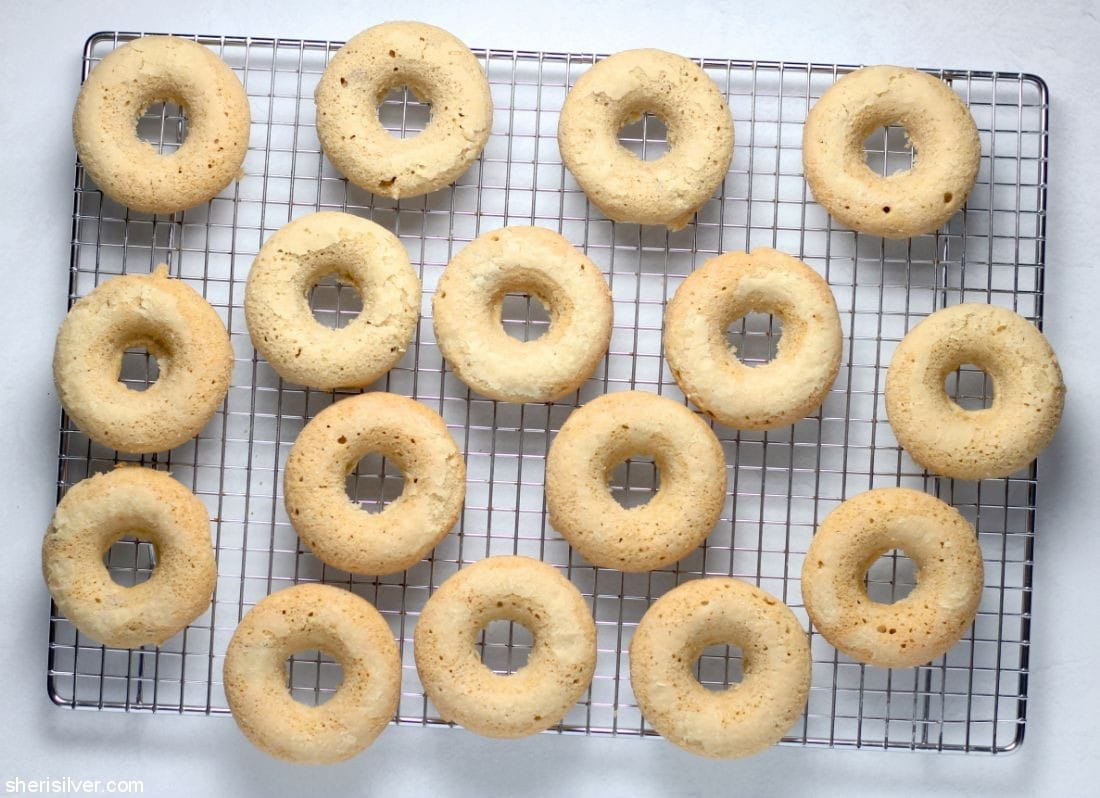 Vegan Doughnuts l sherisilver.com