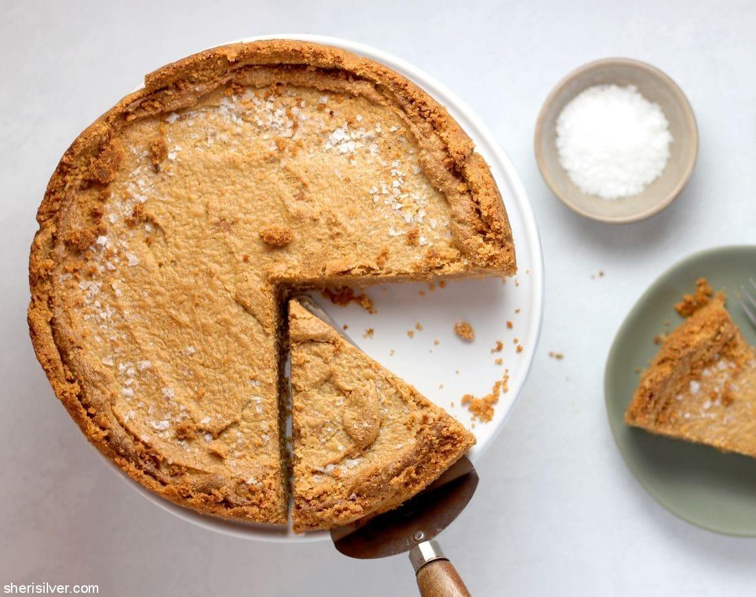 Peanut Butter Pie l sherisilver.com