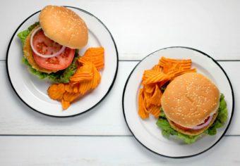 Veggie Burgers l sherisilver.com