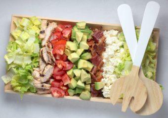 DIY DInner Salad l sherisilver.com