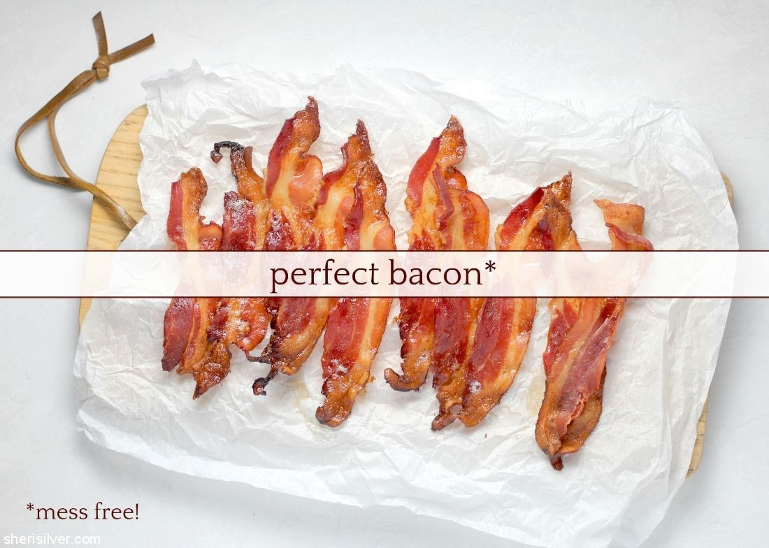 Perfect Bacon l sherisilver.com