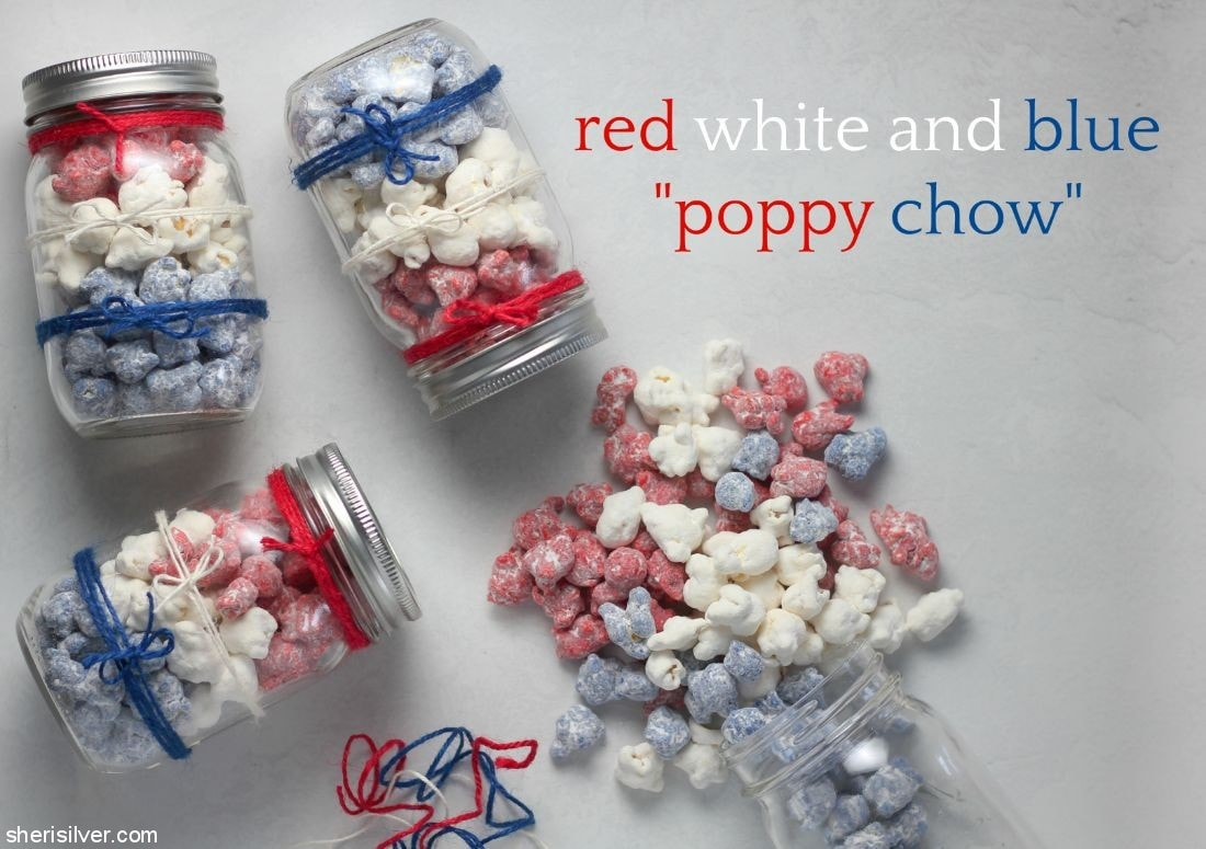 Poppy Chow l sherisilver.com