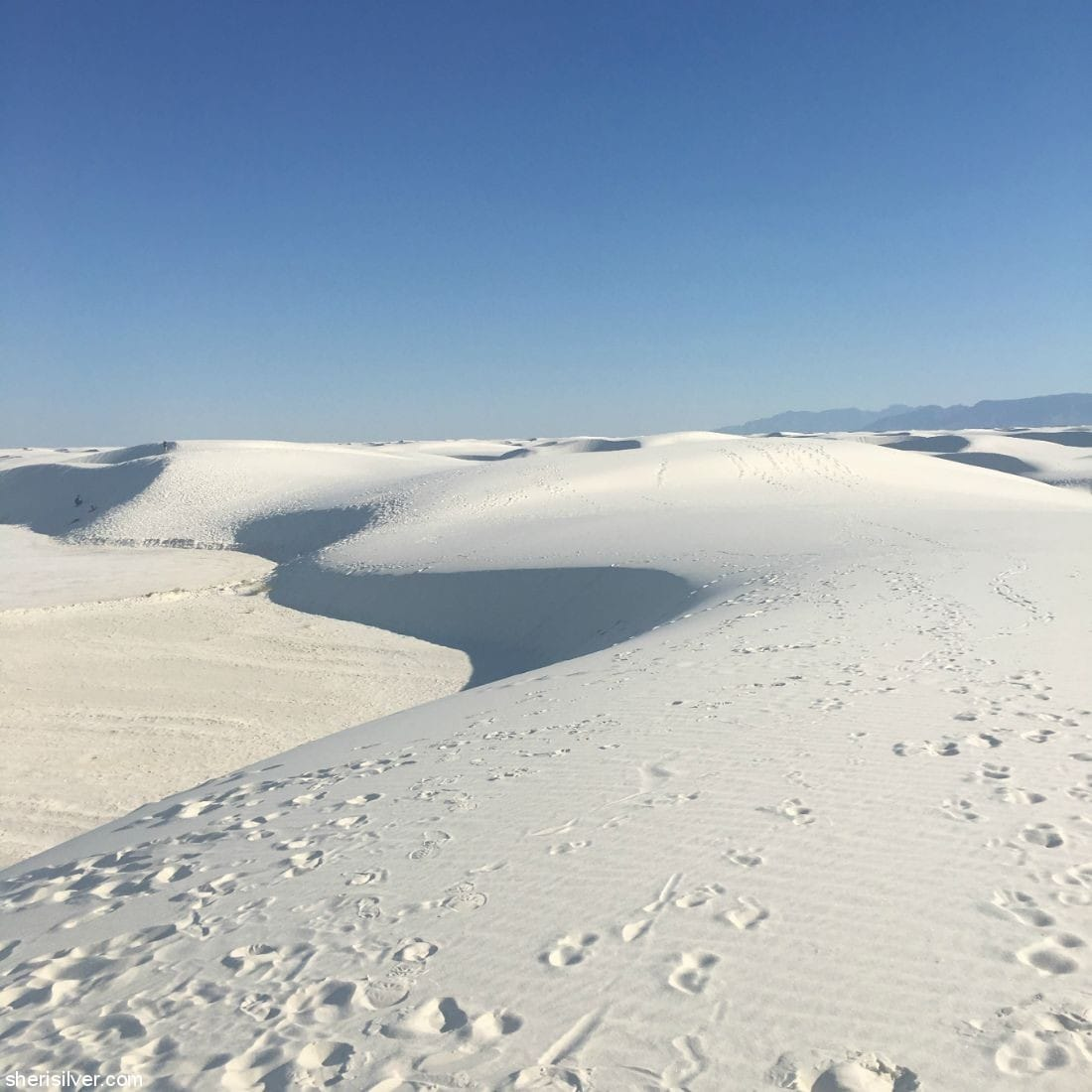 White Sands National Monument l sherisilver.com