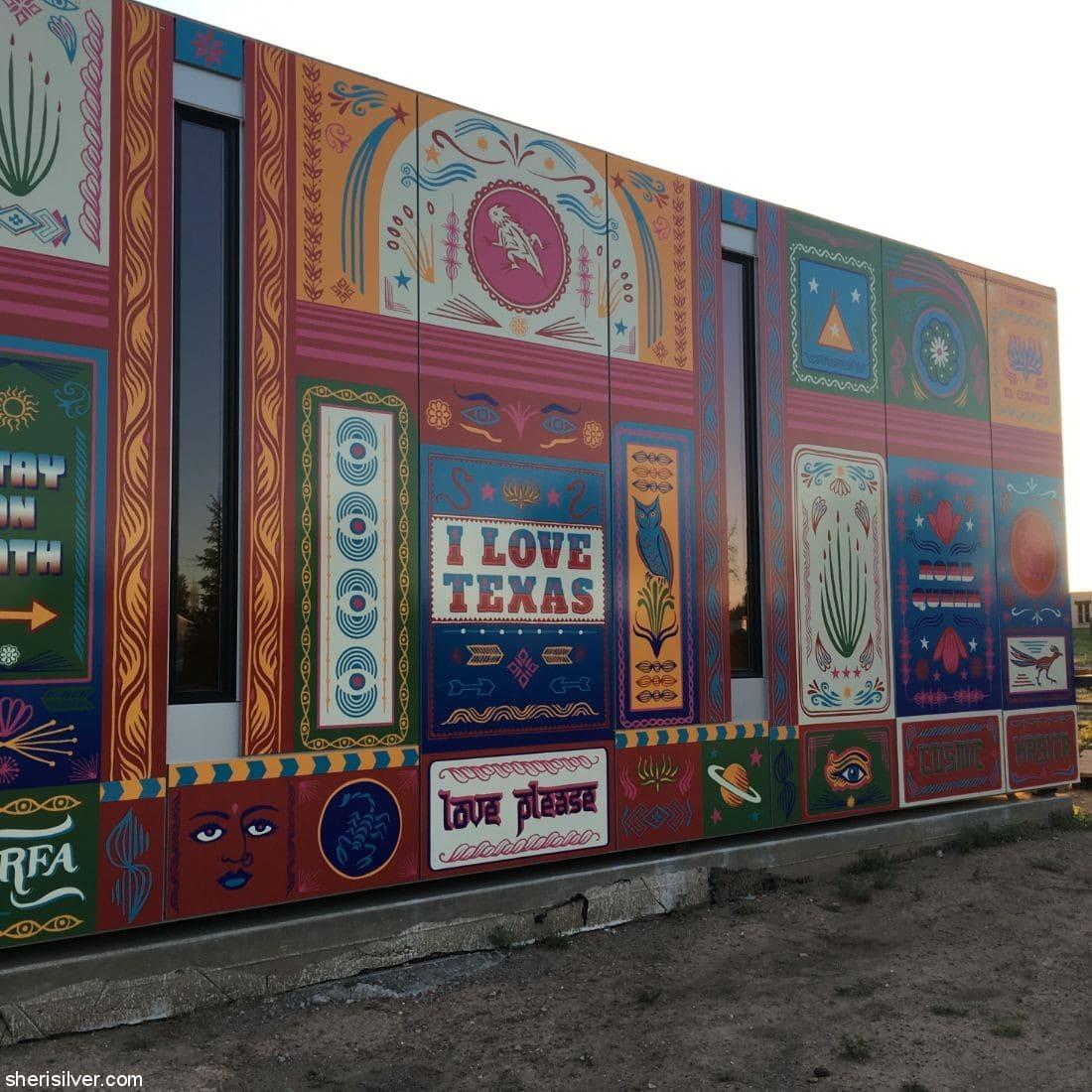 El Cosmico Marfa Texas l sherisilver.com