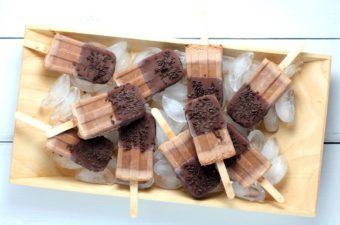 Nutella Popsicles l sherisilver.com