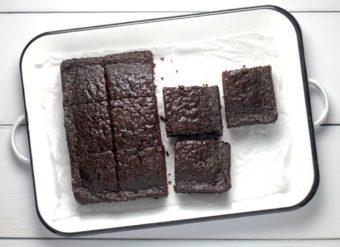 Wacky Cake l sherisilver.com