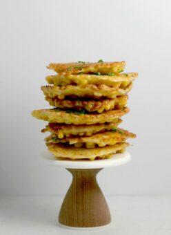 Corn Pancakes l sherisilver.com