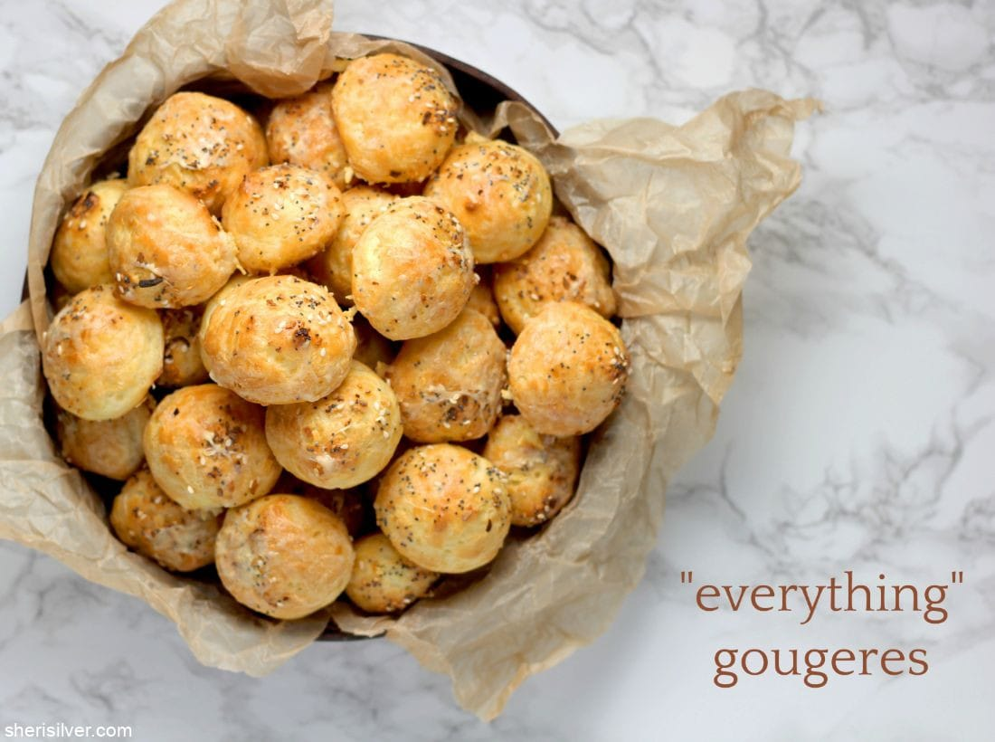 Everything Gougeres l sherisilver.com