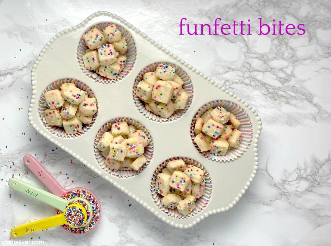 Funfetti Bites l sherisilver.com