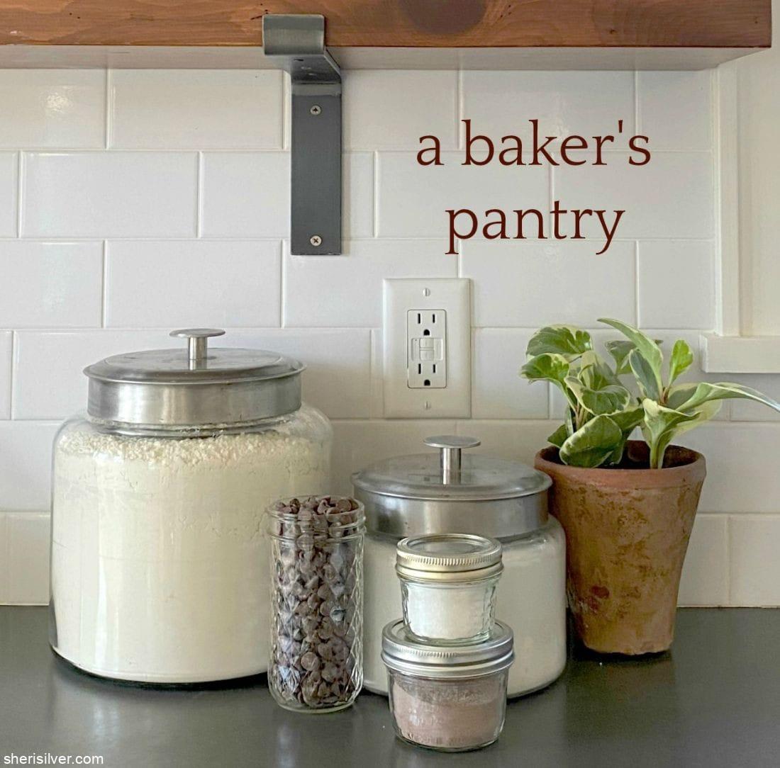 A Baker's Pantry l sherisilver.com