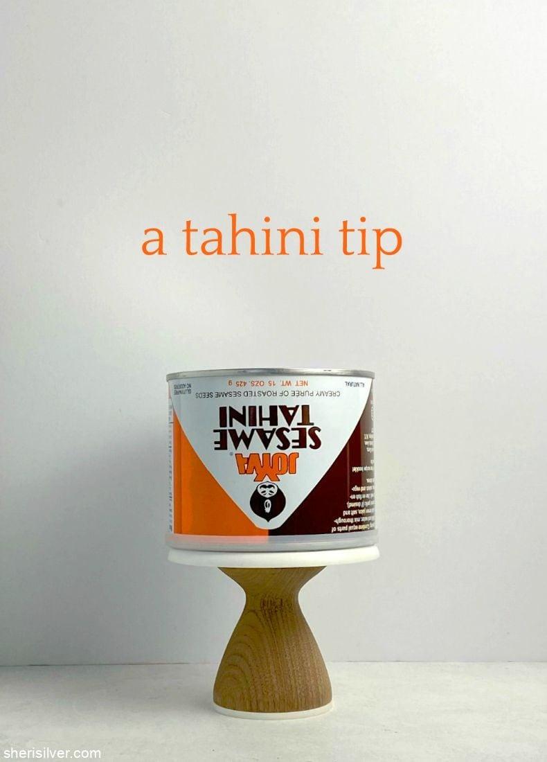 A Tahini Tip l sherisilver.com