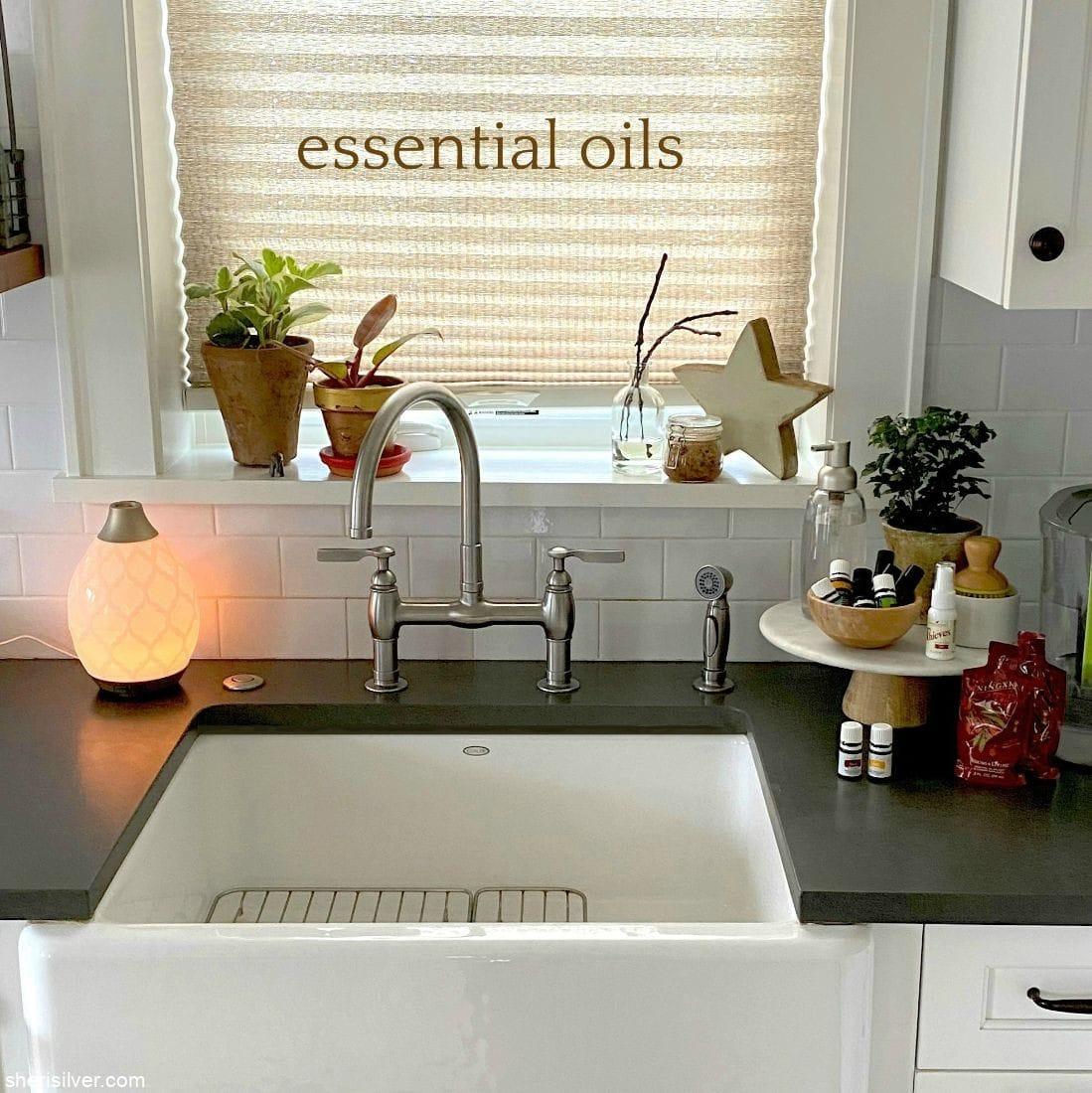 Essential Oils l sherisilver.com