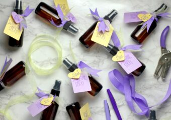 DIY Room Spray l sherisilver.com