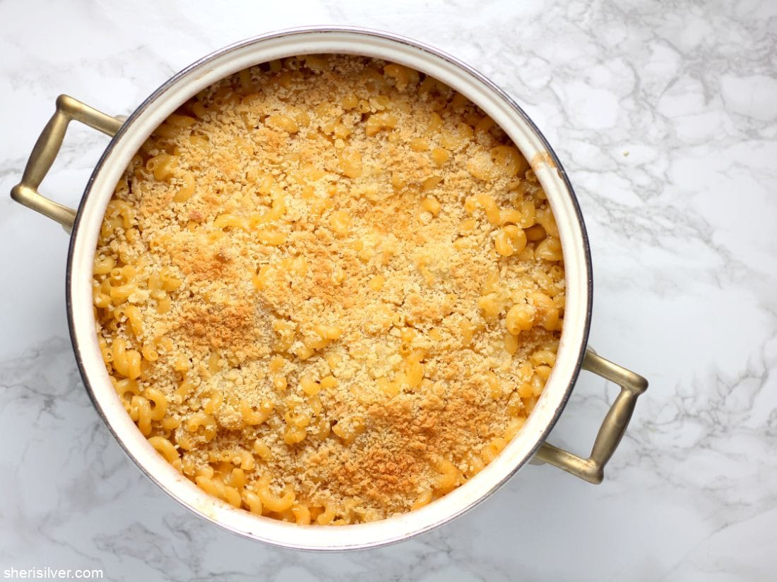 One Pot Mac and Cheese l sherisilver.com