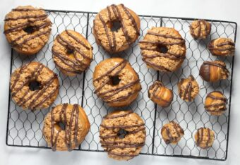 Samoa Doughnuts l sherisilver.com