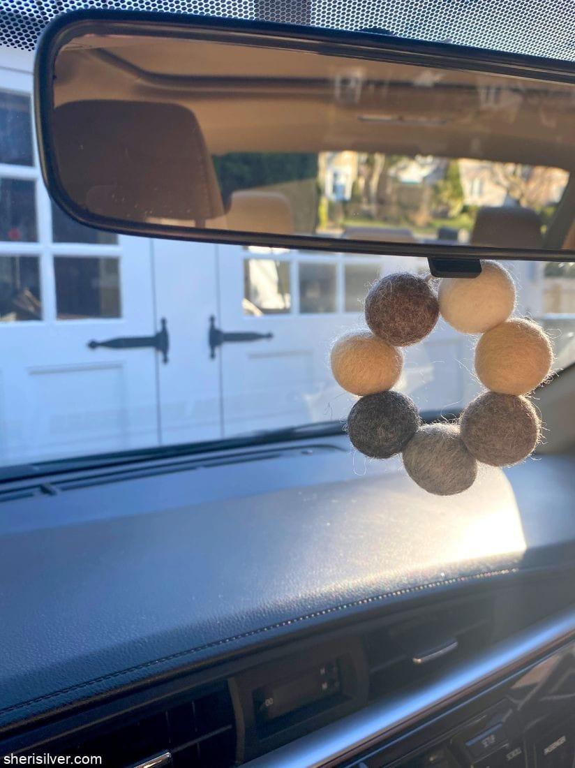 DIY Car Diffuser l sherisilvre.com
