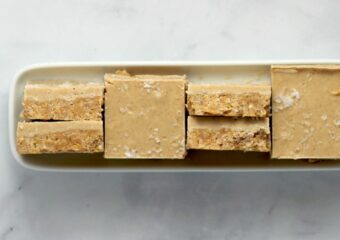 No Bake Bars l sherisilver.com