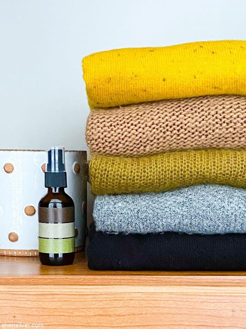 DIY Spray Perfume l sherisilver.com