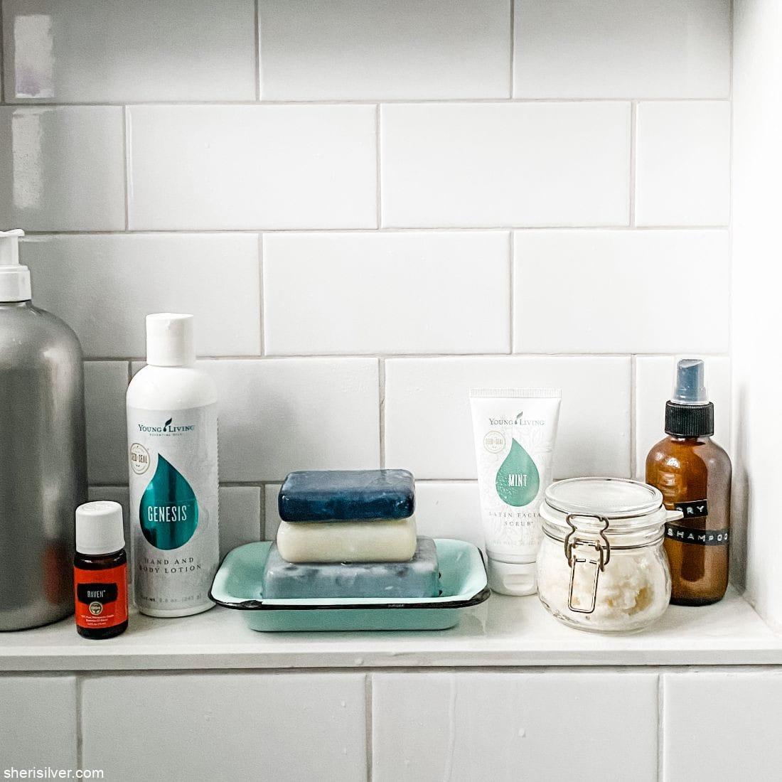 Shower Essentials l sherisilver.com