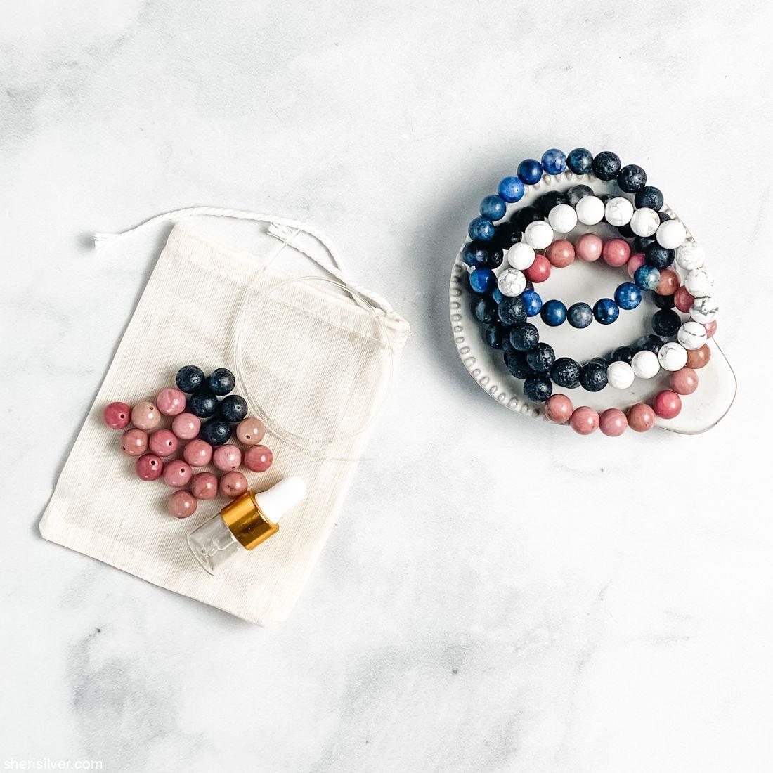 Diffuser Bracelet l sherisilver.com
