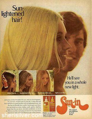 Sun-Kissed Hair l sherisilver.com