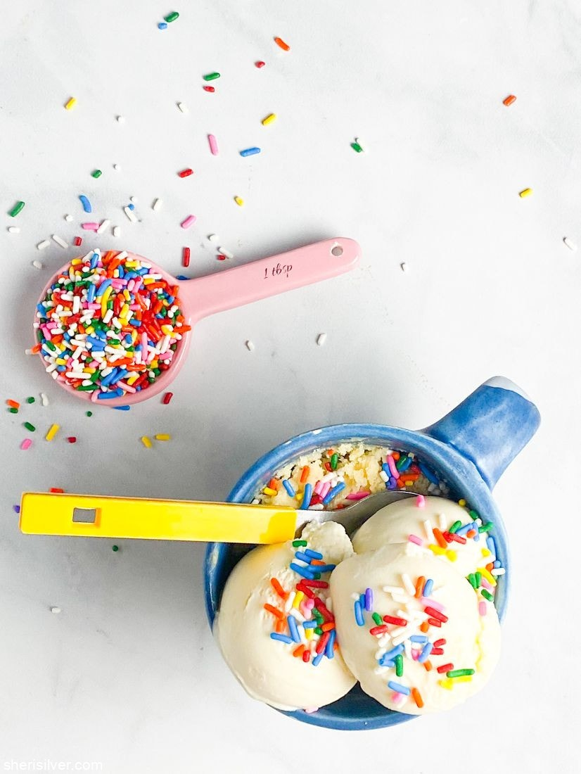 Mug Cake l sherisilver.com