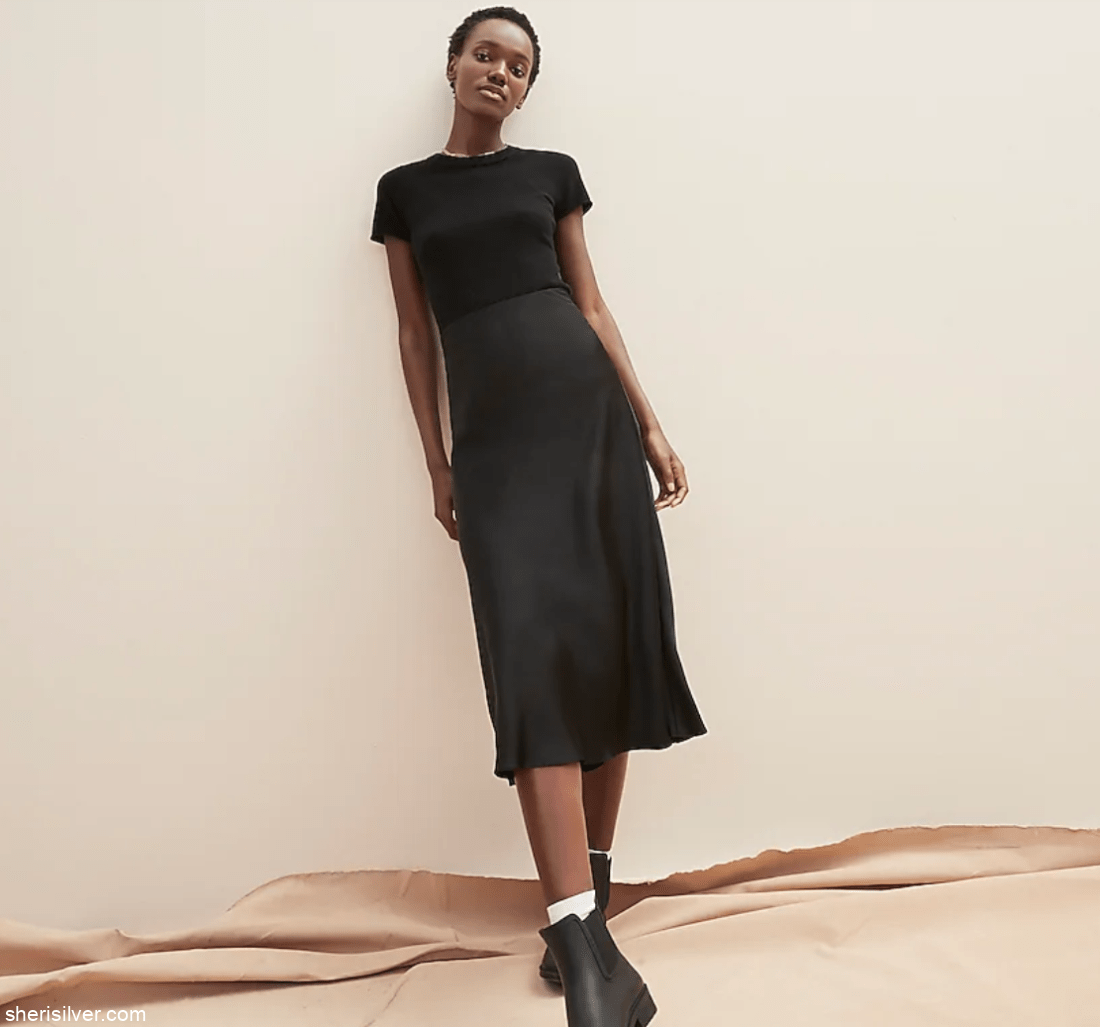 The Perfect Skirt l sherisilver.com