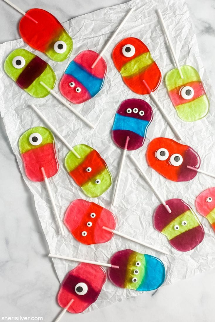 Monster Lollipops l sherisilver.com