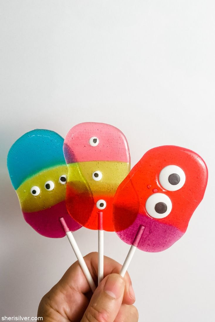 Monster Lollipops l sherisilver.com