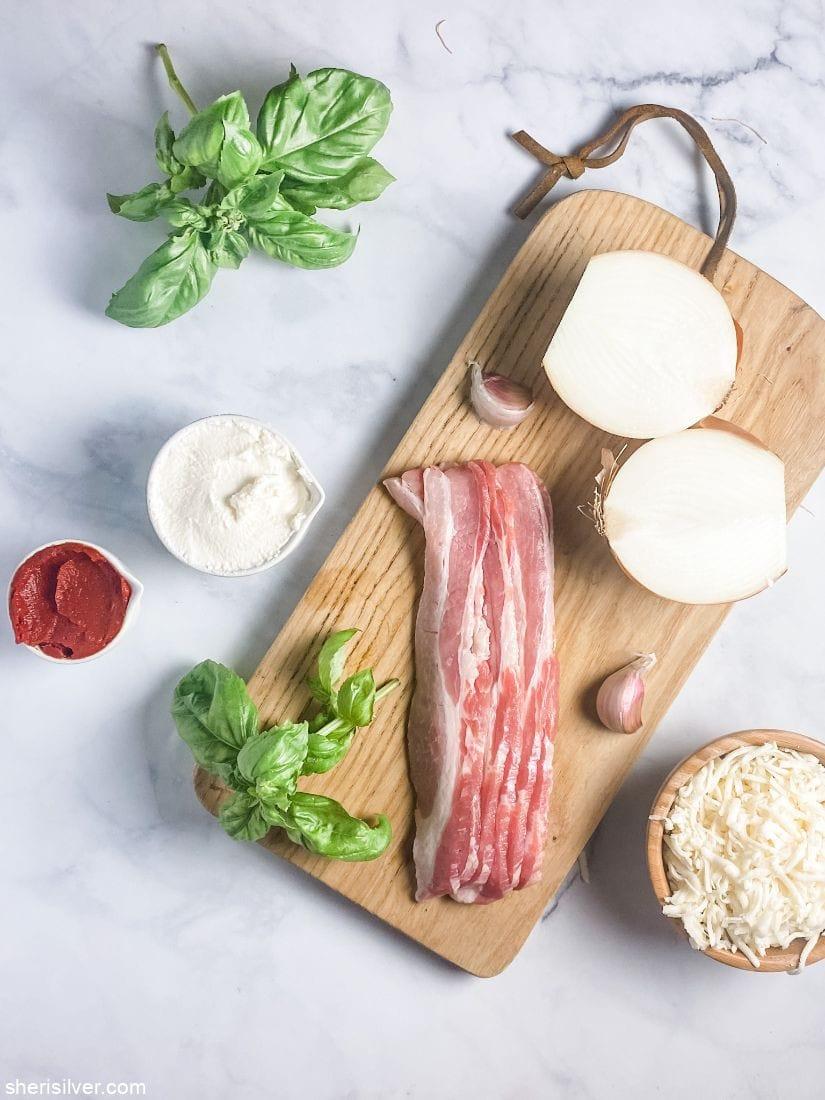 Skillet Lasagna l sherisilver.com