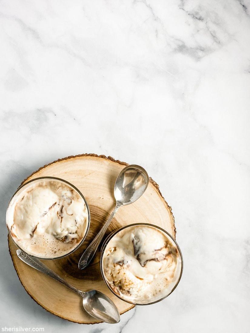 Vanilla Malt Affogato l sherisilver.com